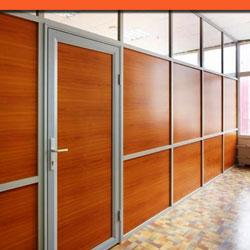 Офисные двери МДФ